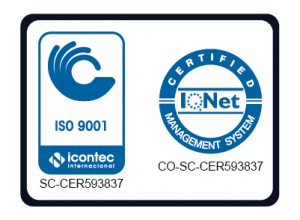 ISO 9001 IQNet - agustiniano