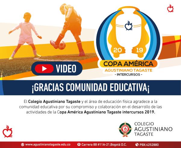 Copa-america-agustiniano-tagaste-2019-agradecimiento-video