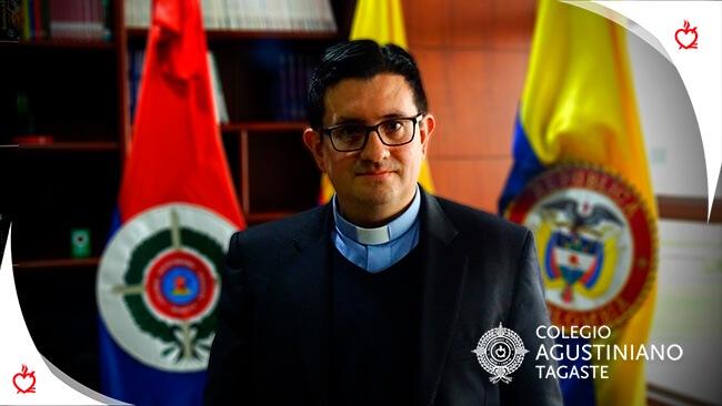 Rector Fray Germán Rodríguez Herrera